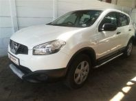 Used Nissan Qashqai 1.6 Visia for sale in Goodwood, Western Cape