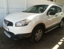 Used Nissan Qashqai for sale