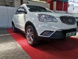 Used SsangYong Korando for sale