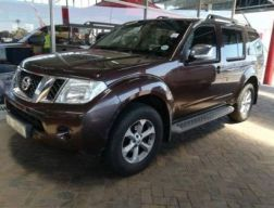 Used Nissan Pathfinder for sale